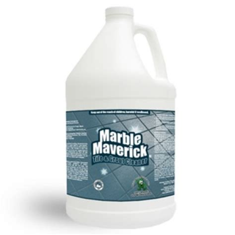 Grout Cleaning Products Marble Maverick Tile Grout Cleaner 1 Gallon 120 Oz