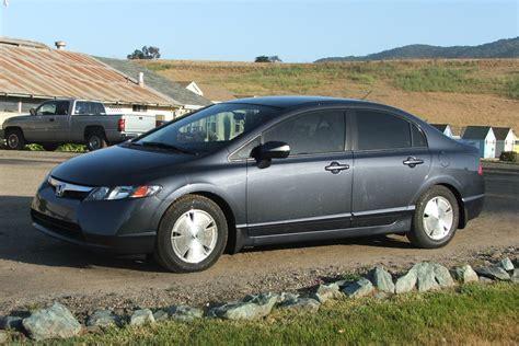 2008 honda civic hybrid factory warranty below kelley