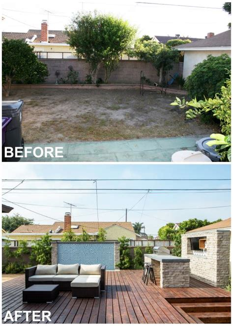 Hgtv Backyard Makeover by 5 California Backyard Makeovers From Flip Or Flop Selling