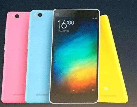 Hp Android Xiaomi Mi4i harga xiaomi mi 4i terbaru desember 2017 dan spesifikasi phablet lte kamera 13 mp android