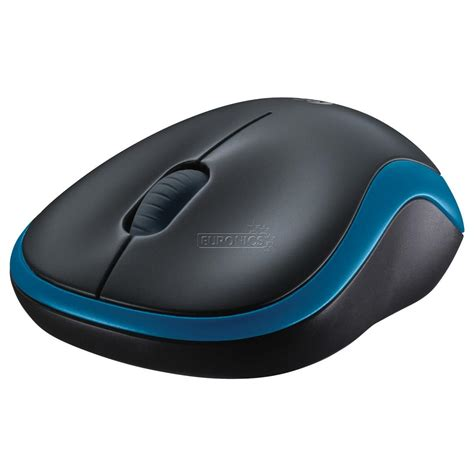 Mouse Logitech M185 Wireless wireless optical mouse m185 logitech 910 002239