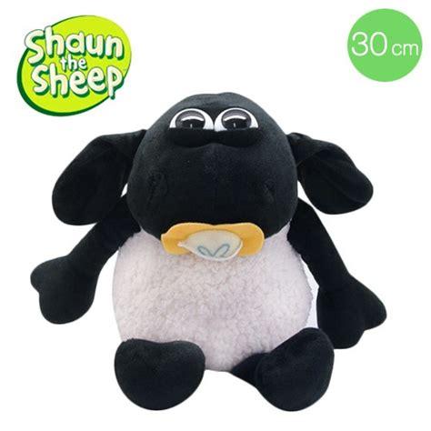 Shaun The Sheep With Dummy 30 Cm dinomarket 174 boneka shaun the sheep timmy with dummy 30