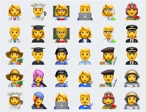 apple new emoji ios 10 2 emoji first look shrug fingers crossed face palm