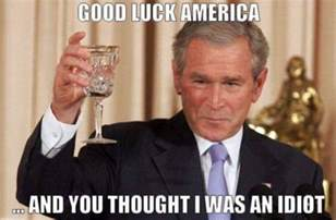 George Bush Memes - twitter shocked at donald trump s victory react with memes