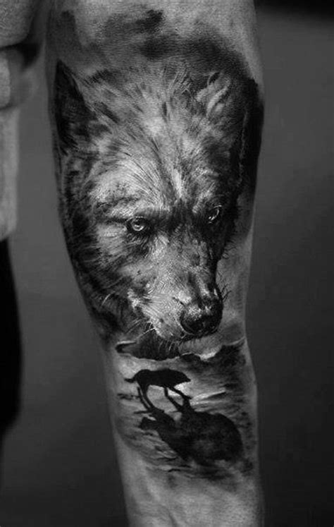 Wolf Tattoos For Men Ideas And Inspiration For Guys Wolf Tattoos For