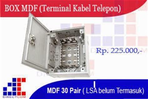 Kabel Roset Telepon 10 Meter 2 Pairs Cable Telpon T1310 2 daftar harga pabx fax cctv