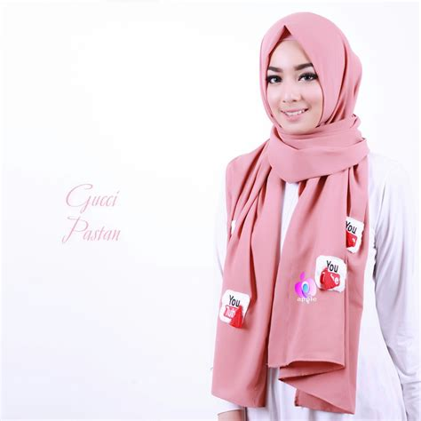 Harga Jilbab Gucci jilbab gucci pashtan by apple brand jilbabbranded