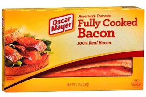 Cooked Bacon Shelf by Precooked Bacon Why You Should Never Buy It Huffpost