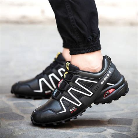 running and hiking shoes outdoor mens athletic running shoes hiking sneakers