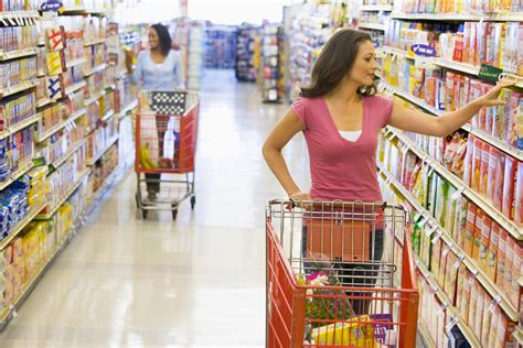 Do You Grocery Shop With Or Without A List by Do Your Grocery Shopping On A Budget Thrifthq