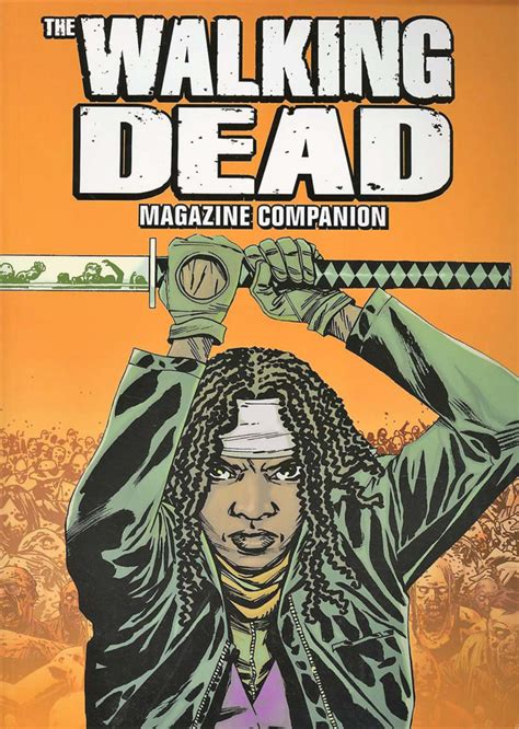the walking dead volume 1607068184 the walking dead comics companion 2 volume 2 issue