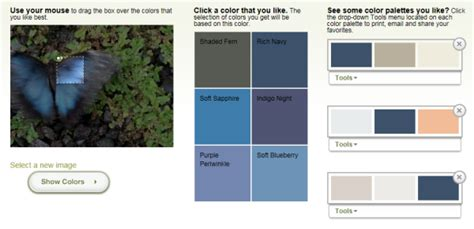 loads of with color palette inspiration