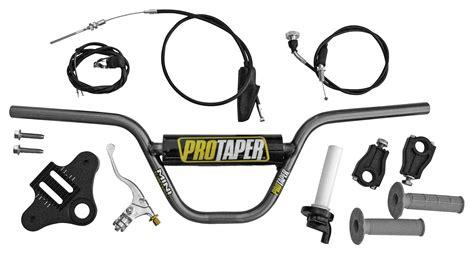 honda crf50 light kit pro taper pit bike kit honda crf50 xr50 2000 2014 revzilla