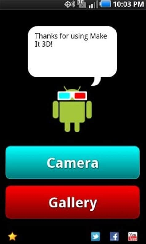 3d App Android by 5 Best 3d Apps For Android To Capture 3 Dimensional