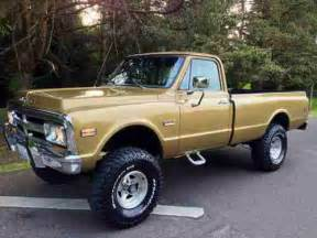 sell used 1970 gmc 1500 4x4 longbed 1971 1972 1969