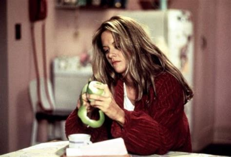 sleepless in seattle meg ryans hair sleepless in seattle meg ryan 1993 peeling an apple in