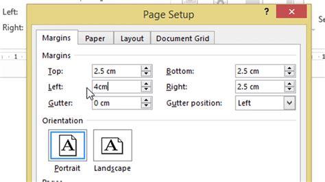 format margin word skripsi utm thesis format margin youtube