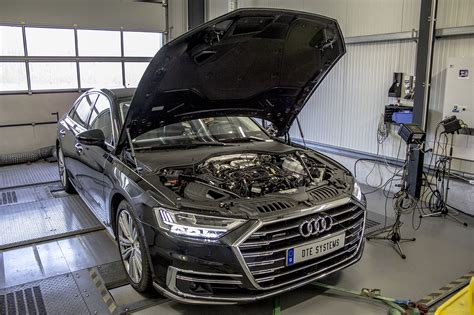 Audi A8 Chiptuning by Chiptuning Audi Motortuning Vom Testsieger 2018