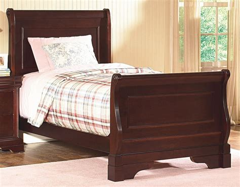 full sleigh bed versaille bordeaux full sleigh bed from new classics 1040