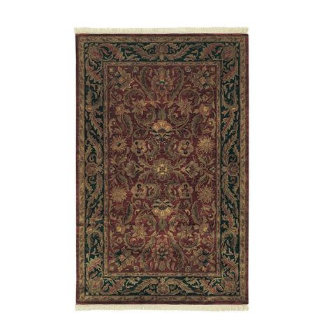 Home Decorators Collection Chantilly Red 12 Ft X 15 Ft Rugs Home Depot