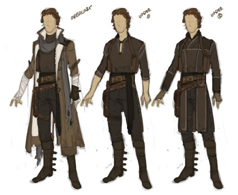 fjord character sheet caleb critical role costume pinterest characters
