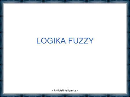 Kecerdasan Buatan Andri Kristanto Graha Ilmu contoh penerapan logika fuzzy fuzzy tsukamoto mamdani
