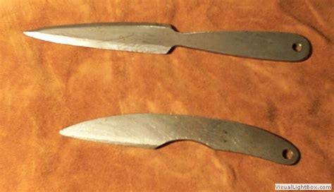 pattern welding knife knives gallery ontario artist blacksmith david robertson