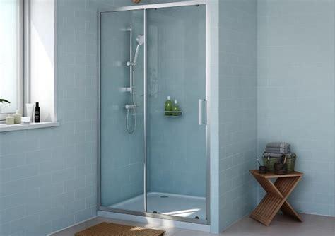 Diy Shower Doors Shower Enclosures Doors Shower Cubicles Trays Diy At B Q