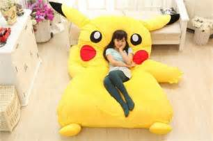 Pokemon Bed Sheets The Pikachu Bed Of Your Dreams