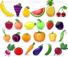 desenhos frutas