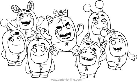 Nickelodeon Breadwinners Coloring Pages by Nickelodeon Coloring Pages Buhdeuce From Breadwinners By