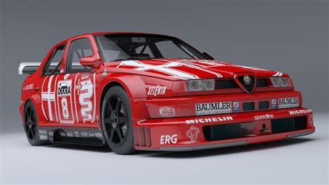 Free photo: Car, Alfa Romeo 155, Dtm, V6 Car   Free Image