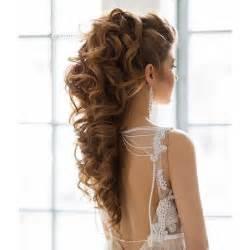 De peinados para novias con pelo largo 2017 como fuente de