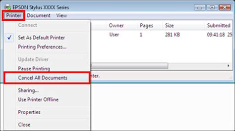how to reset the print spooler queue blog archives