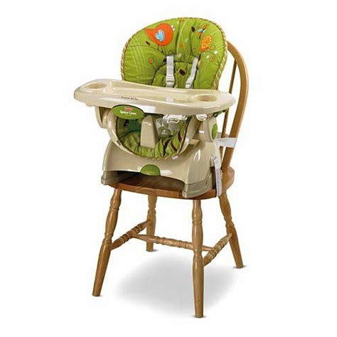 fisher price space saver high chair 10 space saving high