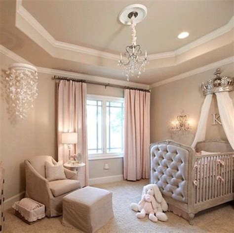 cutest   chic girl nursery designs