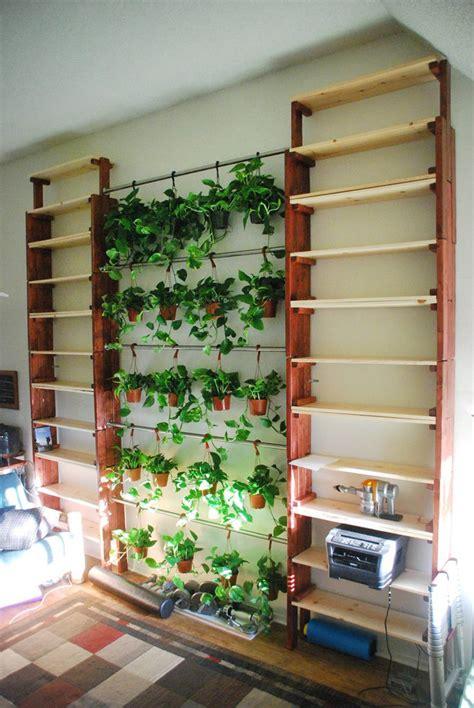 Backyard Ideas Reddit Diy Quot Stack Able Bookshelves Quot And Hanging Indoor Garden