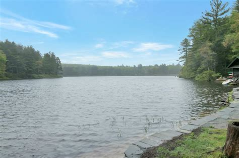 swinging bridge reservoir property in monticello liberty white lake swinging