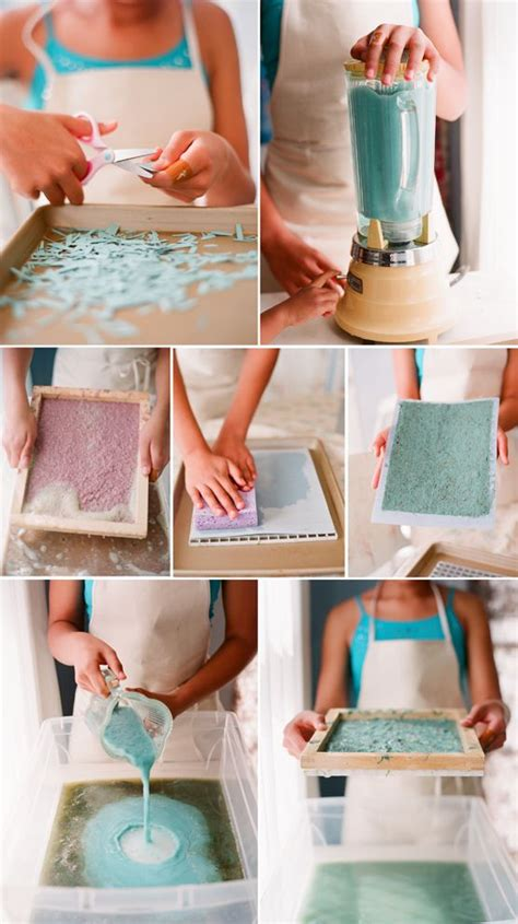 Handmade Paper Tutorial - 191 best high school lessons 9 12 images on