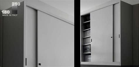 armadio 250 cm mobili per ufficio armadio ante scorrevoli altezza cm 250