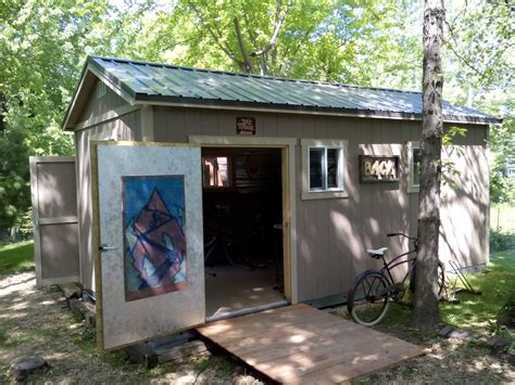 an above average hobby shed tuff shed