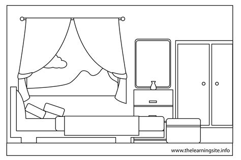 bedroom for coloring best photos of bedroom coloring pages bedroom coloring