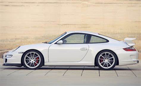 Porsche 911 Gt3 2007 by Car And Driver