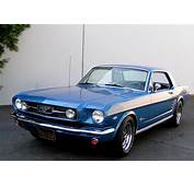 66 MUSTANG A CODE COUPE