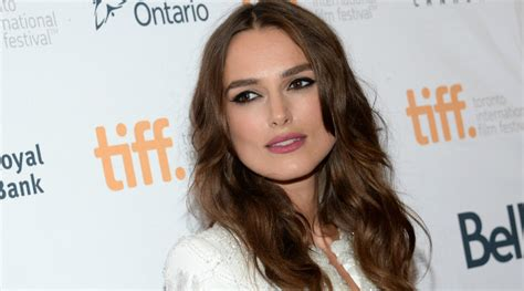 Cold Remedies And Keira Knightly by Keira Knightley Misses Pre Oscar Events The