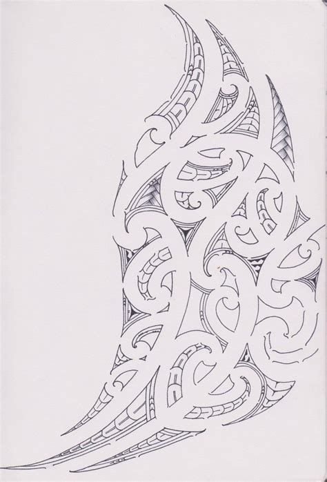 ta moko tattoo designs and meanings ta moko 2 by bloodempire on deviantart