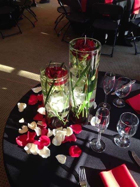 Red & Black Wedding Theme ? Caterman Catering ? Bay Area