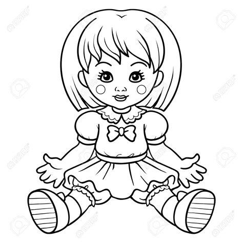 imagenes para pintar muñecas im 225 genes de mu 241 ecas para colorear para ni 241 as gratis