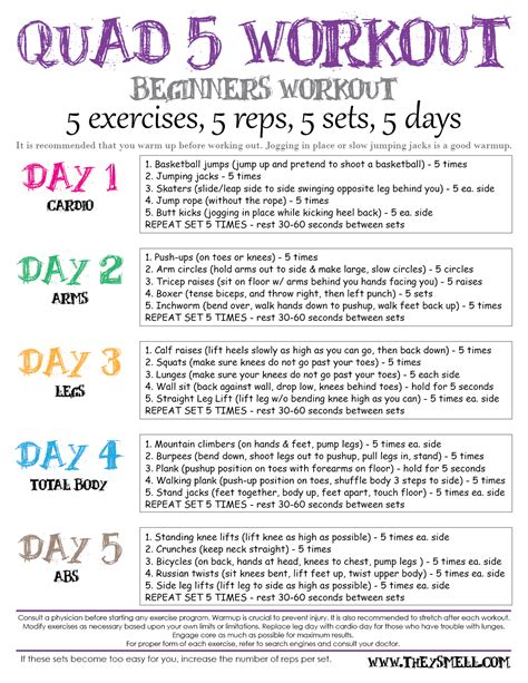 beginner workout plan at home national 6 week challenge contours blacktown