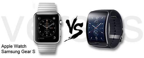 apple zubehör apple watch vs samsung gear s